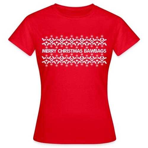 Christmas Jumper - Women's T-Shirt