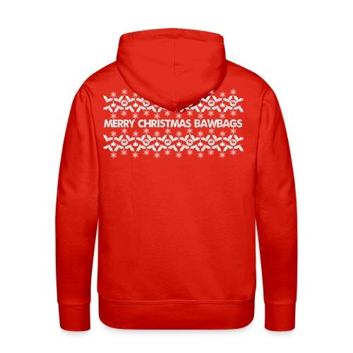 Christmas Jumper - Men's Premium Hoodie