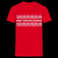 T-Shirts ~ Men's T-Shirt ~ Christmas Jumper