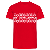 T-Shirts ~ Men's T-Shirt ~ Bah Humbug