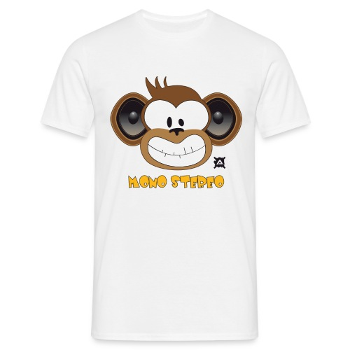 Mono Stereo TSC Man - Men's T-Shirt