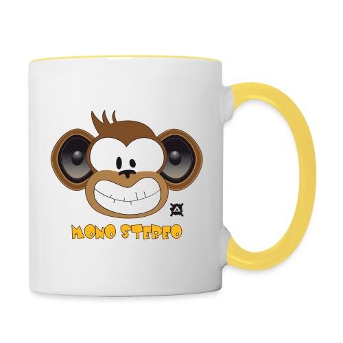 Mono Stereo Mug - Contrasting Mug