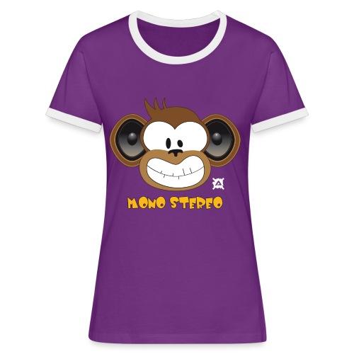 Mono Stereo TS Woman - Women's Ringer T-Shirt