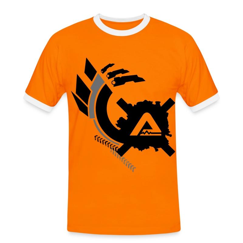 Logo Claws Alex Corsi Retro Man - Men's Ringer Shirt