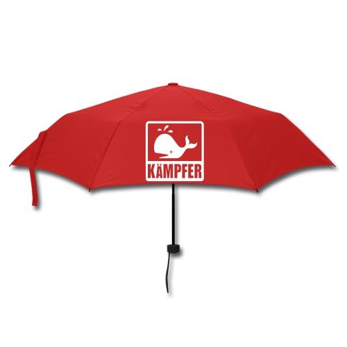 Wahlkämpfer - Regenschirm (klein)