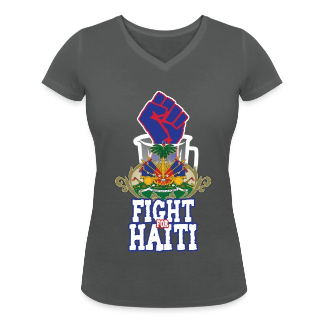 Fight For Haiti donna
