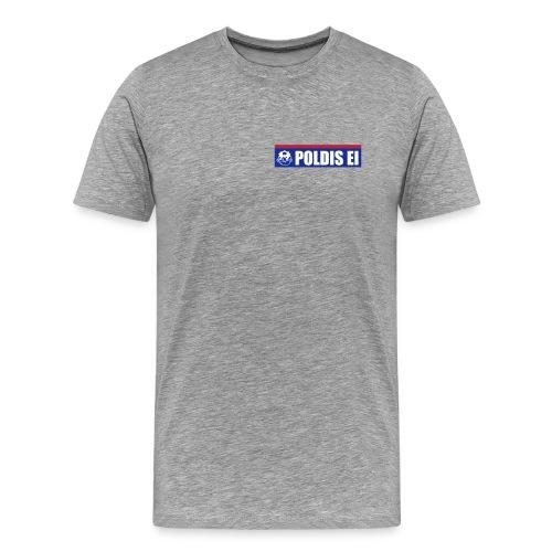 Poldis Ei - Männer Premium T-Shirt