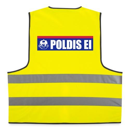 Poldis Ei - Warnweste