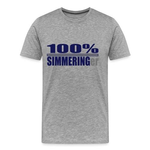 Wien, Simmering - Männer Premium T-Shirt