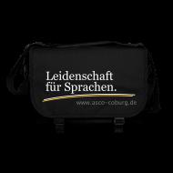 Taschen & Rucksäcke ~ Umhängetasche ~ Messenger Bag Black
