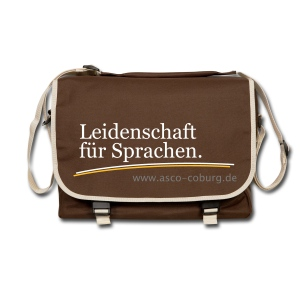 Messenger Bag Brown - Umhängetasche