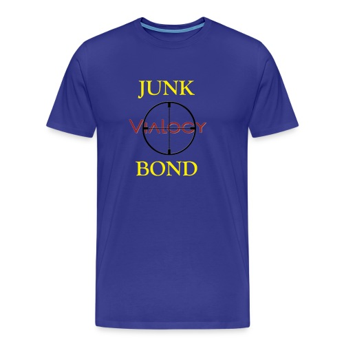viy_junk_bond_lrg - Men's Premium T-Shirt