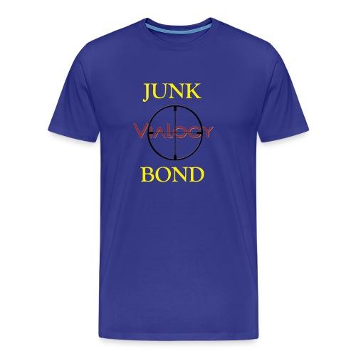 viy_junk_bond_lrg - Men's Premium T-Shirt