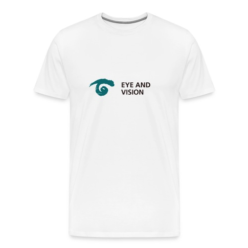 Eye and Vision Mens T-shirt - Men's Premium T-Shirt
