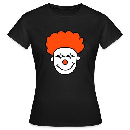 Paitus the clown - Women's T-Shirt