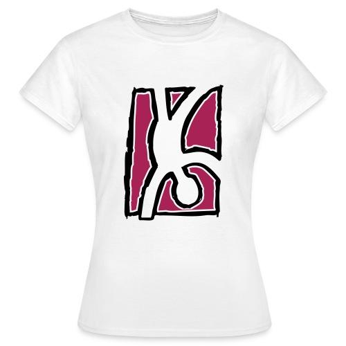 Capoeira: Hand stand - Women's T-Shirt