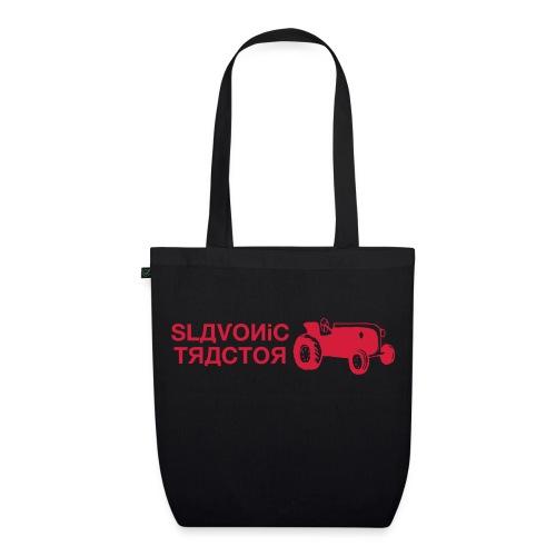 Tractor-laukku classic - Luomu-kangaskassi