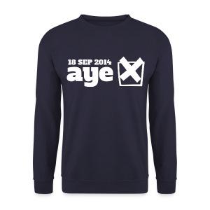 Vote Aye - Men's Sweatshirt