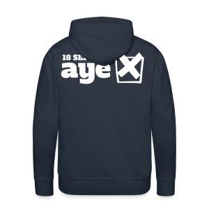 Vote Aye - Men's Premium Hoodie