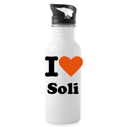 I Love Soli Water Bottle - Water Bottle