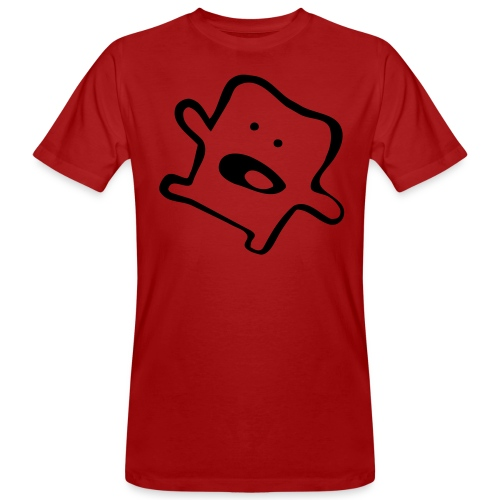 Hello Monster RedLight Boy - Men's Organic T-Shirt