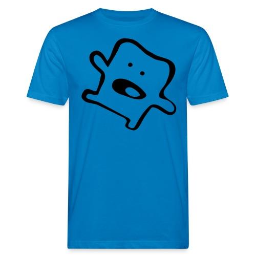 Hello Monster Blueman Boy - Men's Organic T-Shirt