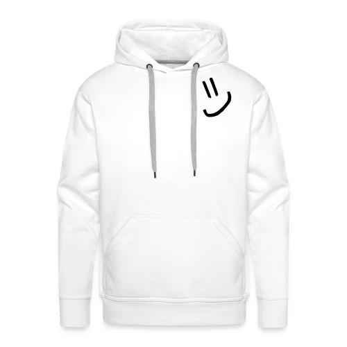 Smile Men's Hoodie - Men's Premium Hoodie