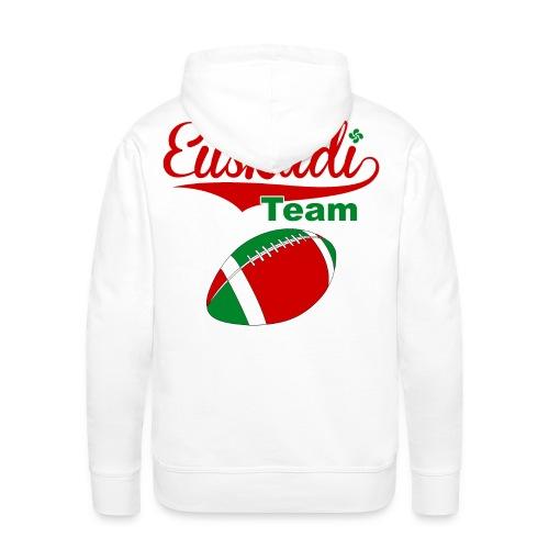 Euskadi sport  team - Sweat-shirt à capuche Premium pour hommes