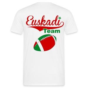 Euskadi sport  team - T-shirt Homme
