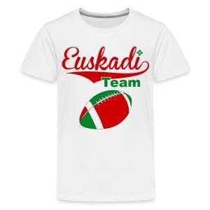 Euskadi sport  team - T-shirt Premium Ado