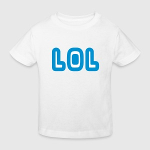 lol T-shirts - Ekologisk T-shirt barn