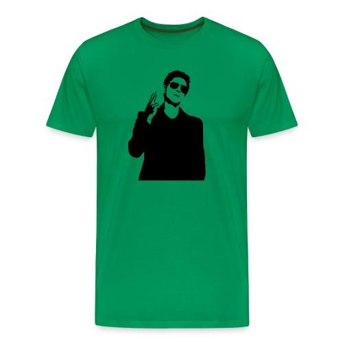 T-Shirt cool grün - Männer Premium T-Shirt