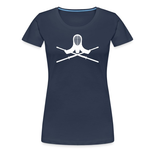 Kendo yo-ho ! - T-shirt Premium Femme