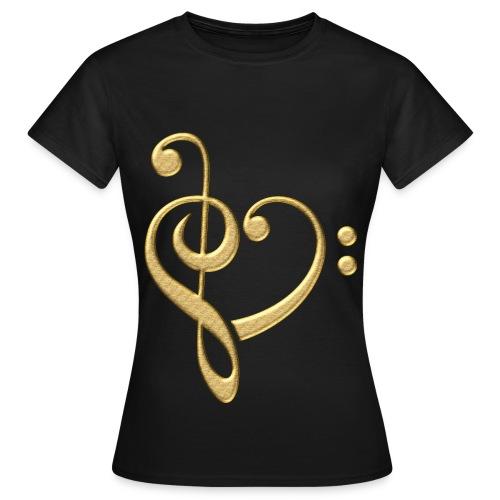 df - Camiseta mujer