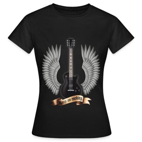 dgg - Camiseta mujer