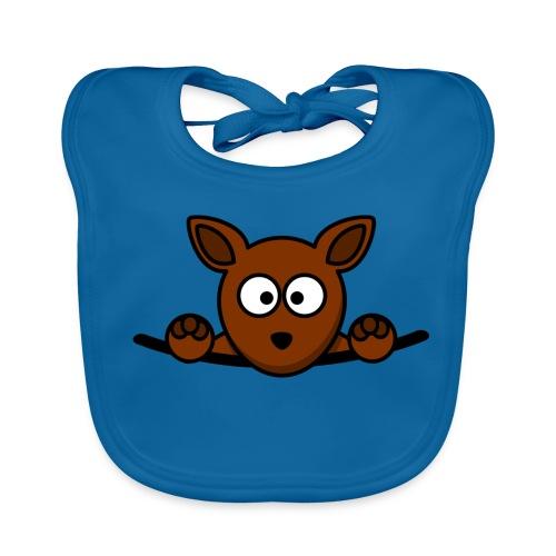 Kangoeroe - Bio-slabbetje voor baby's