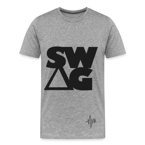 Hypnotiq T-shirt #4 - Men's Premium T-Shirt