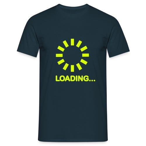 TSHIRT LOADING - T-shirt Homme
