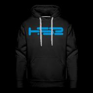 Hoodies & Sweatshirts ~ Men's Premium Hoodie ~ Mens Black Hoodie
