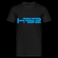 T-Shirts ~ Men's T-Shirt ~ Mens Black Tee
