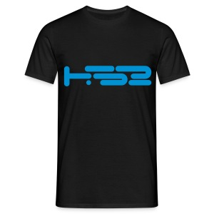 Mens Black Tee - Men's T-Shirt