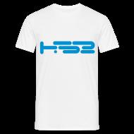 T-Shirts ~ Men's T-Shirt ~ Mens White Tee