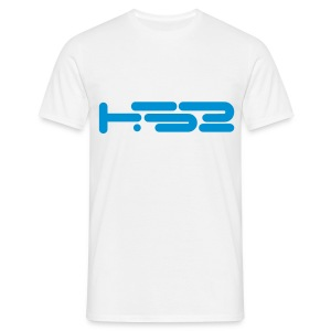 Mens White Tee - Men's T-Shirt