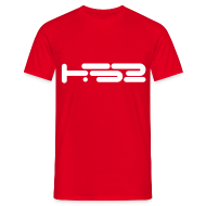 T-Shirts ~ Men's T-Shirt ~ Mens Red Tee
