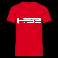 T-Shirts ~ Men's T-Shirt ~ Mens Red Tee
