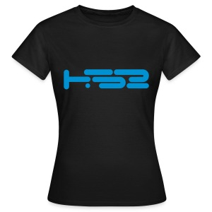Ladies Black Tee - Women's T-Shirt