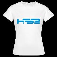 T-Shirts ~ Women's T-Shirt ~ Ladies White Tee