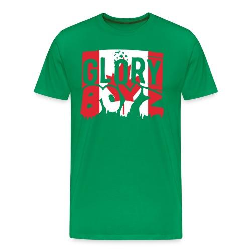 Glory Boyz Canada T-Shirt - Men's Premium T-Shirt