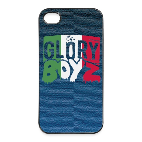 Glory Boyz Italy iPhone 4/4s Case - iPhone 4/4s Hard Case