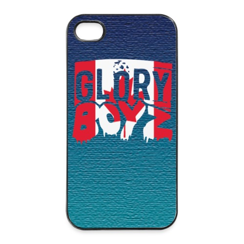 Glory Boyz Canada iPhone 4/4s Case - iPhone 4/4s Hard Case